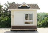 Роскошная деревянная очень дешевая дом контейнера трейлера