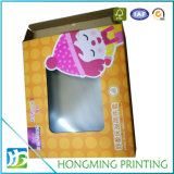 Baby Blanket Packaging Cardboard Box mit Window