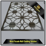 Los paneles de aluminio ventilados decorativos del corte del laser para la pared exterior e interior
