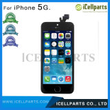 iPhone 5の白のための中国のコピーの高品質の携帯電話スクリーンLCD