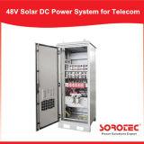 sistema esterno di energia solare 48VDC con MPPT ed il modulo del raddrizzatore
