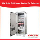 48VDC MPPT와 정류기 모듈을%s 가진 옥외 태양 에너지 시스템