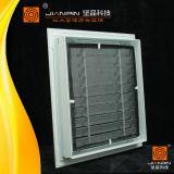 Grille d'aération de renvoi d'aluminium de système de la CAHT