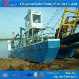 Barco de dragado de oro Minería de la máquina para la venta