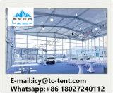 Tenda esterna di lusso di evento di cerimonia nuziale di doppio strato grande per 1000
