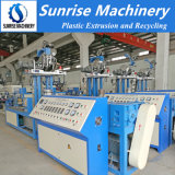 Ligne de machine de production d'extrusion de bande d'irrigation en plastique PE