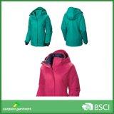 Высокой эффективности куртка толщиной водоустойчивая Breathable проложенная на цене по прейскуранту завода-изготовителя
