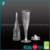 Цвет Crystal Clear/жестких пластиковых одноразовых PS-участник воды