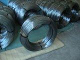 エレクトロによって電流を通される鉄ワイヤー(実際に工場)