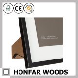 Cadre de tableau en bois blanc de décoration moderne de studio de photo