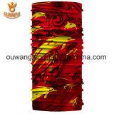 Передача тепла печати горячая продажа Custom печать эластичные Bandana трубки для использования вне помещений