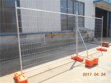 대중적인 작풍에 의하여 직류 전기를 통하는 강철 싼 유연한 검술 임시 담 (XMM-TP7)