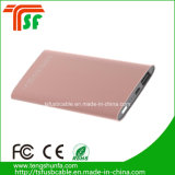 Mfi 공장 5000mAh 휴대용 이동 전화 충전기
