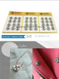 Metal Sew on Snap Fastener Press Studs Buttons