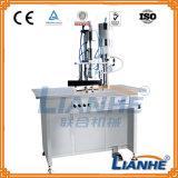 Máquina de enchimento de aerossol com máquina de enchimento de aerossol