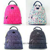 Promotie Manier Dame Nylon Backpack Women Shopping Zak (nmdk-041902)