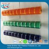 環境に優しいオレンジ明確で適用範囲が広い折るPVCプラスチックストリップドアシートのカーテンロールスロイス