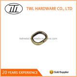 Boucle ovale de boucle en métal de Chaud-Vente de qualité pour des sacs