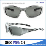 New Arrival Fashion Polarized PC Design Lunettes de soleil sport
