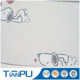 Fabriqué en Chine Cartoon Pattern tricot 100 % polyester Tissu matelas