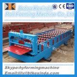 機械を形作る機械金属の屋根ふきロールを形作る840屋根瓦ロール
