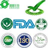 Capsule organiche verdi superiori di cura dell'ovaia delle donne del certificato medico