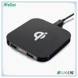 Chargeur sans fil de téléphone mobile du best-seller avec la vitesse de remplissage élevée (WY-CH07)