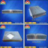 Alto desempenho alumínio dissipador de calor Extrusions para Svg