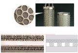 5 van het Gesinterde van de Draad van het Netwerk van het Roestvrij staal microns Netwerk van de Draad