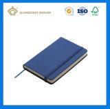 Cuaderno de cuero con a todo color impreso (fábrica de China)