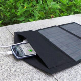 Het universele 8W Zonnepaneel USB Charger Pack van Camping