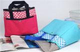 600d het voorgestelde Multifunctionele Handvat Lunchbag van de Doek