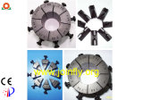 중국 제조자에서 강철 밧줄 주름을 잡는 기계 Jk350