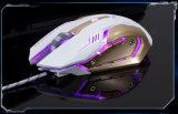 Spitzenverkaufenverdrahtete LED Spiel-Maus Amazonas-(M-73-1)