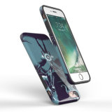Крышка мобильного телефона TPU напечатанная Iml на iPhone 7