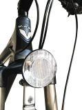 Indicatore luminoso poco costoso della testa della dinamo della bicicletta per la bici (HDM-024)