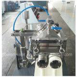 amasamiento del vacío de la resina de epoxy del mezclador de la masilla de la amasadora del laboratorio 5L