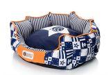 Qualitäts-blaues Farben-Haustier-Bett für Hund