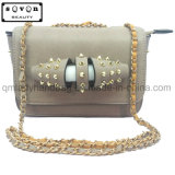 Fatto nella signora di cuoio Handbags del progettista dell'unità di elaborazione della Cina per le donne