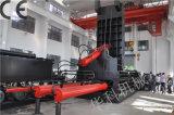 세륨 SGS Y81f-400 포장기 또는 컴퓨레스 기계를 재생하는 안전한 Hydrautic 금속 조각 압박