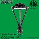 2013 nuove lampade ETL Dlc IP65 elencato della parte superiore dell'alberino di stile 100W LED