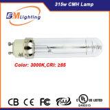 La perilla doble de la salida 630W CMH que amortigua crece el kit ligero del reflector para los kits del hidrocultivo