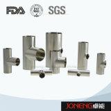 Tissu hygiénique soudé sanitaire en acier inoxydable (JN-FT4008)