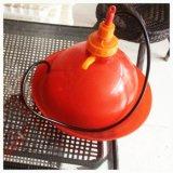 Système (en plastique) de buveur de Waterer de poulet utilisé dans la ferme avicole