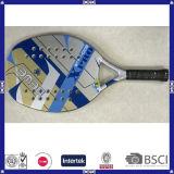 Qualitäts-Kohlenstoff-Fiberglas-Strand-Paddel-Tennis-Schläger