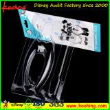 Empacotamento elétrico da bolha do animal de estimação desobstruído, deslizando a bolha do cartão