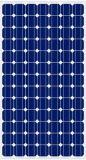 El panel solar de las células solares del módulo 72 de Haochang montó en tejado inclinado