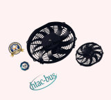 Construction Machinery Cooling Fan Spal Va11-Ap7/C-57A Clouded To beg