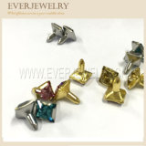 1792/100 quadratischer Diamantrhinestone-Stein-Niet in quadratischer Form 7mm