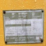 Niveladora hidráulica usada 7000kg del equipo de la maquinaria de construcción del gato D3c del modelo de la oruga de la correa eslabonada de los E.E.U.U.